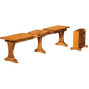 Wasilla Expandable Bench