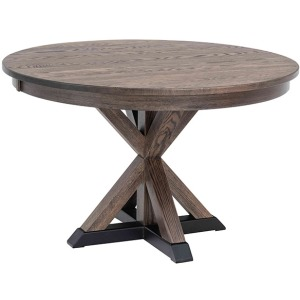 Zurich Single Pedestal Table