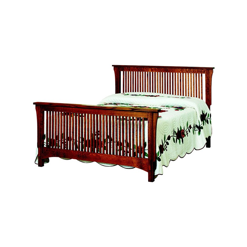 Bungalow-Spindle-Bed