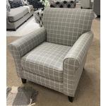 Avonlea Dove Accent Chair
