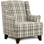 Coats Flannel Chair