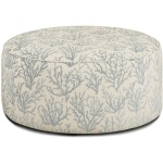 Blue Lagoon Spa Cocktail Ottoman
