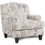 Fetty Citrus Accent Chair
