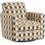 Tattle Tale Seaglass Swivel Glider Chair