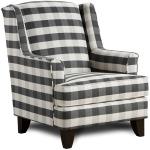 Brock Charcoal Chair