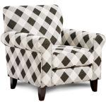 Castle Rock Iron Accent Chair