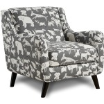 Doggie Graphite Chair