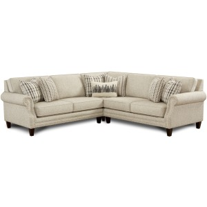 Paperchase Berber 3 PC Sectional