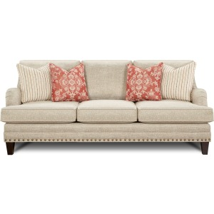 Longevity Muslin Sofa