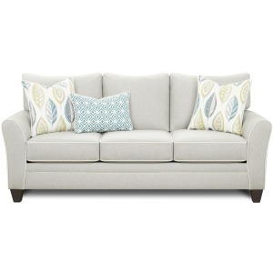 TNT Nickel Sofa