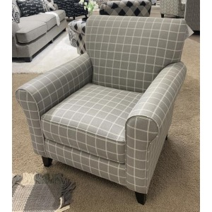 Avonlea Dove Accent Chair