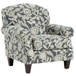 Sophie Indigo Accent Chair