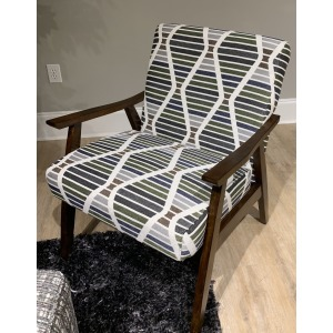 Papoose Marine Wooden Chair