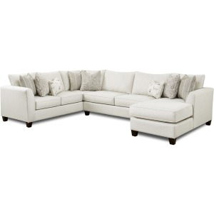 Homecoming Stone 3 PC Sectional