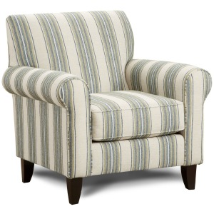 Sharpei Lagoon Accent Chair