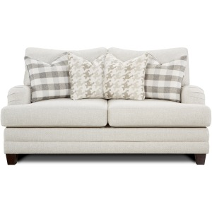 Basic Wool Loveseat
