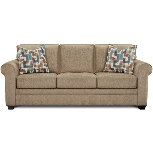 Anders Mocha Queen Sleeper Sofa