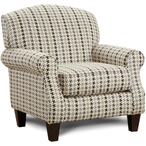 Haberdashery Flannel  Accent Chair