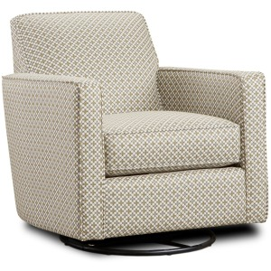 Barrage Spring Swivel Glider Chair