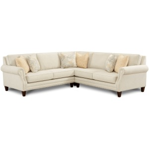 Intention Taupe 3 PC Sectional