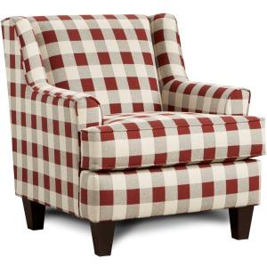 Rothbury Crimson Chair