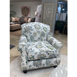 Accent Chair - Fantasia Seagrass