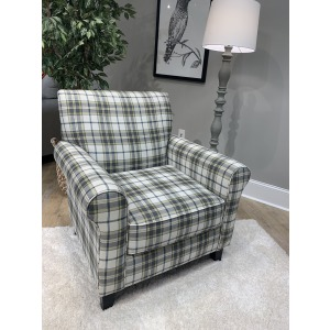 Accent Chair - Saybrook Platinum