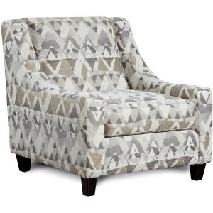 Mountain View Cement Chair