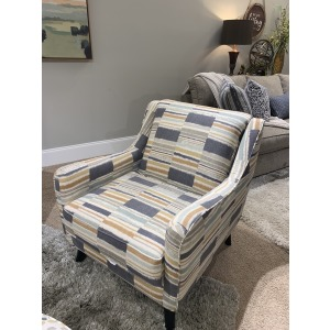 Seydou Canyon Accent Chair