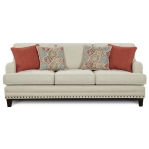Aria Linen Sofa