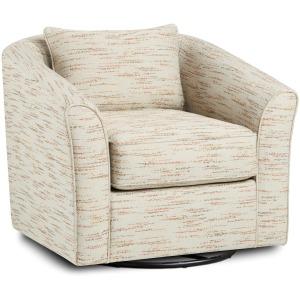 Vista Spice Swivel Chair