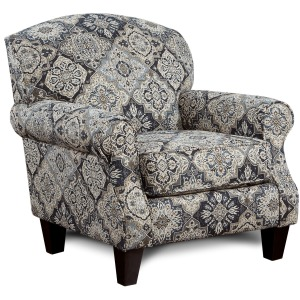 Sambuca Cobalt Accent Chair