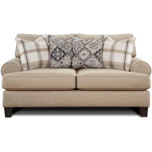 Whitaker Wheat Loveseat
