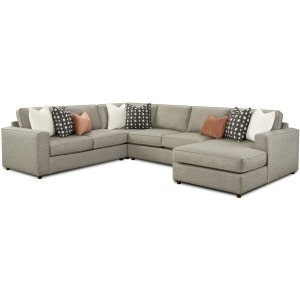 Monroe Ash 4PC Sectional