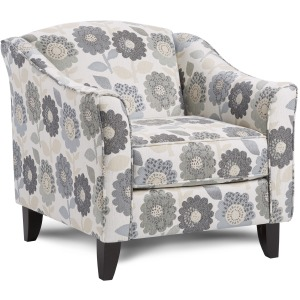 Shasta Chambray Accent Chair