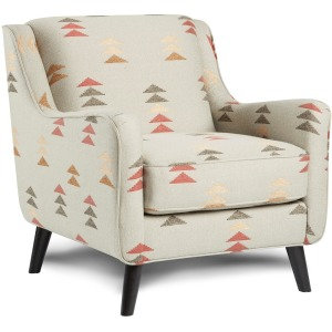 Grand Canyon Spice Accent Chair