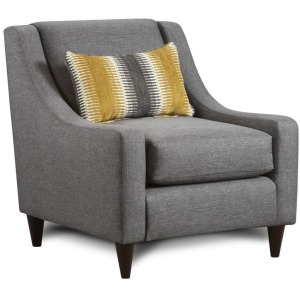 Maxwell Gray Chair