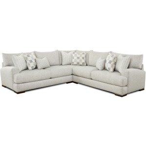 Entice Paver 3 Piece Sectional