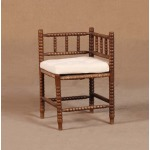 Antique Corner Chair – SOLD
