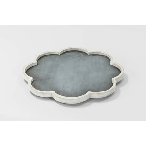Duncan Faux Horn Tray – Set of 2