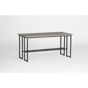 Hendrix Transitional Style Coffee Table