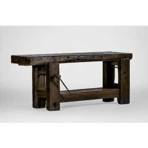 Antique Rustic Workbench