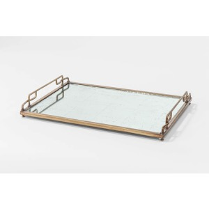 Felix Eglomise Tray – Set of 2