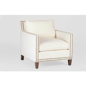 Carter Chair | Custom Tailored