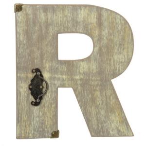 Plaque - R