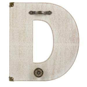 Plaque - D