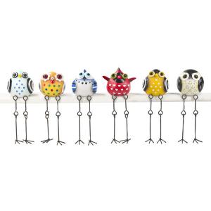 Owl Shelfsitters -Assorted