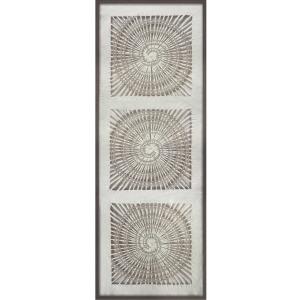 Paper Art w/Wood Frame