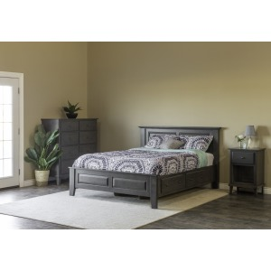 Hamilton Queen Bedroom Set - Mineral