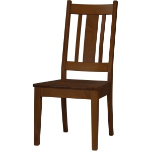 Lousiville Side Chair II - Walnut